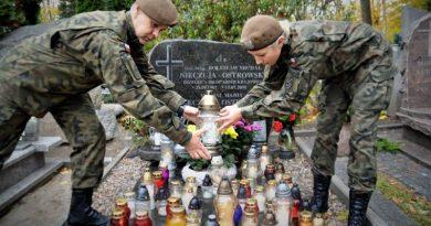 Żołnierska pamięć - fot. WOT