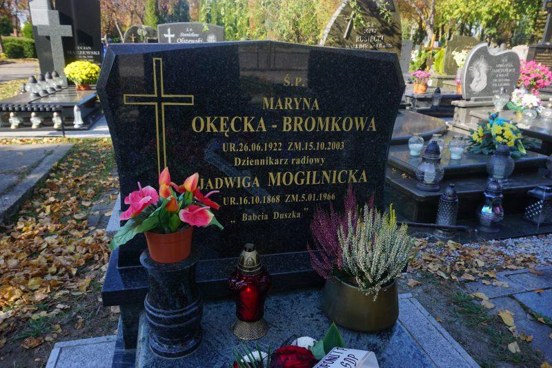 Mistrzyni mikrofonu i pióra - Maryna Okęcka-Bromkowa 2018 - fot. Ireneusz St. Bruski (2)