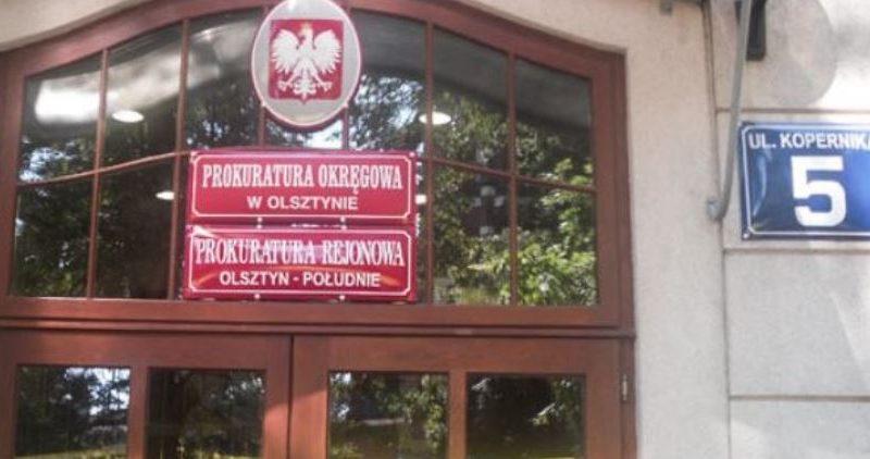 Prokuratura Okręgowa w Olsztynie