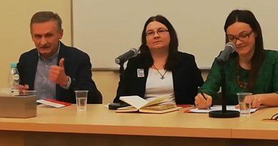 Partie unieważniają trójpodział władzy - Bogdan Bachmura - 06.12.18 r. - fot. Stanisław Olsztyn