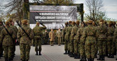 Ja, żołnierz Wojska Polskiego - Przysięga fot. DWOT