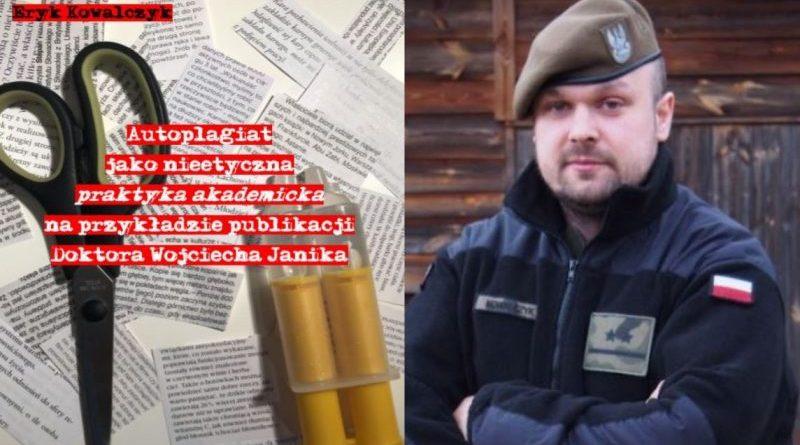 Autoplagiat - Eryk Kowalczyk