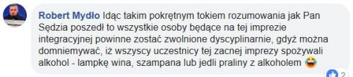 Robert Mydło - źródło: Facebook