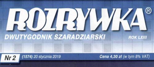 Rozrywka - 2/2019