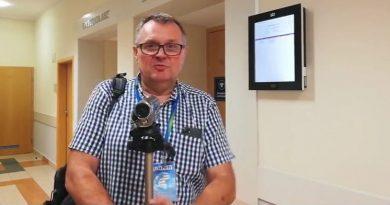 Andrzej Adamowicz - Echo Purdy - Atak na dziennikarza - 20.10.2018 - fot. Stanisław Olsztyn