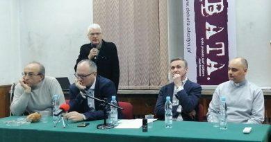 Czy Kościół przetrwa demokrację - 28.02.2019 - fot. Stanisław Olsztyn
