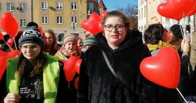 Emilia Bartkowska - Olsztyn, 16.02.2019 - fot. Stanisław Olsztyn