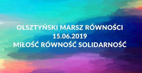 Olsztyński Marsz Równości