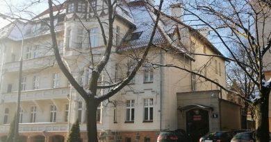 Prokuratura Rejonowa Olsztyn-Południe, Kopernika 5 - 30.01.2019 - fot. Stanisław Olsztyn