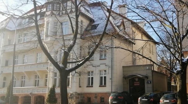 Prokuratura Rejonowa Olsztyn-Południe, Kopernika 5 - 30.01.2019 - fot. Stanisław Olsztyn - prokurator uwzględnia echa artykułu