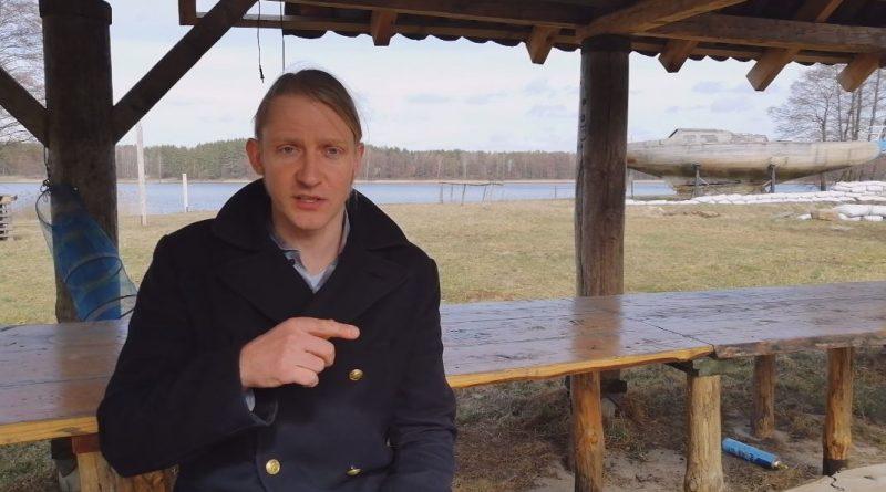 Jacek Skrzyński - Zgniłocha - 24.03.2019 - fot. Stanisław Olsztyn