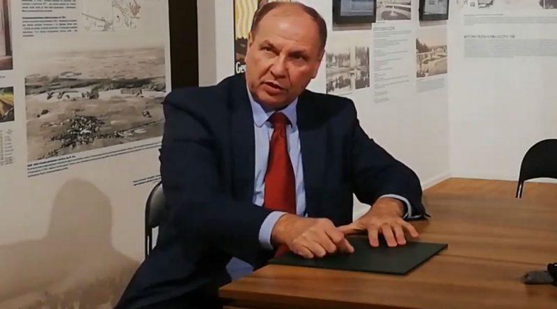 Krzysztof Witkowski w Olsztynie - 24.02.2019 - fot. Stanisław Olsztyn
