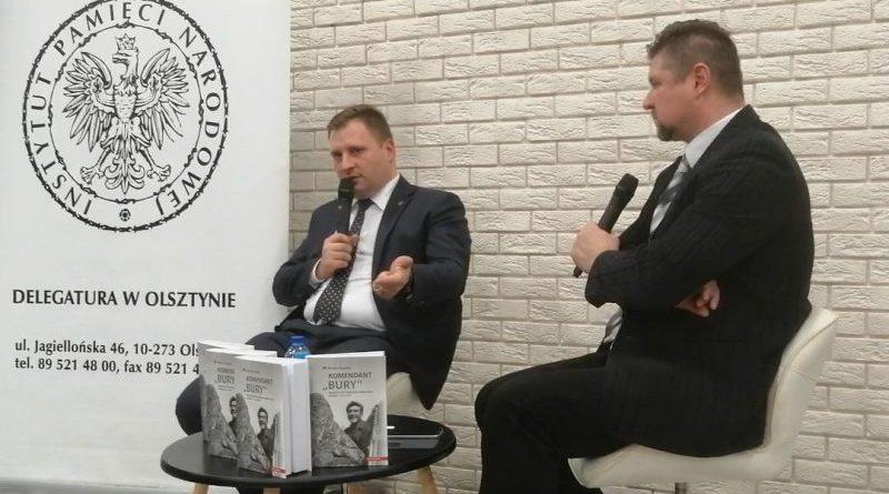 Michał Ostapiuk - Komendant Bury