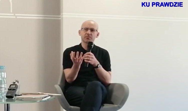 Piotr Gwiazda w Olsztynie - 29.04.2019 r. - fot. Stanisław Olsztyn