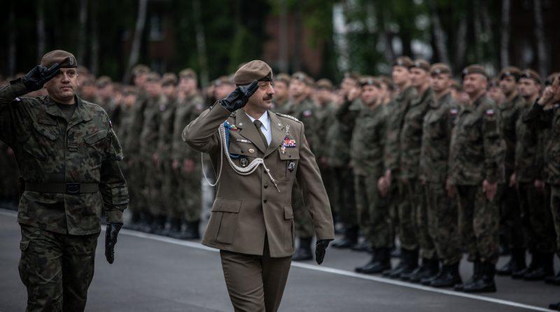 Święto Brygady w obiektywie fotografa Wojska Obrony Terytorialnej