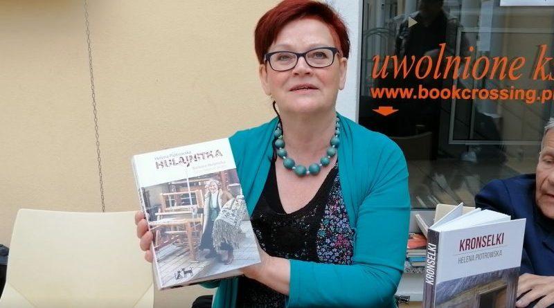 Helena Piotrowska - Majówka z książką - 11.05.2019 - fot. Stanisław Olsztyn