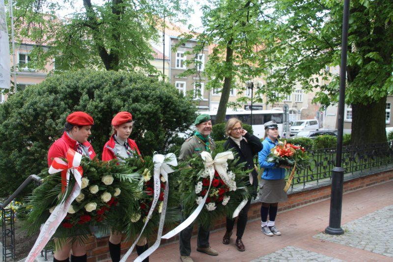 Henryk Leśniowski - pogrzeb 11.05.2019 - fot. Andrzej Adamowicz