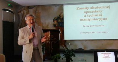 Jerzy Siwkiewicz - 22.05.2019 - fot. Stanisław Olsztyn
