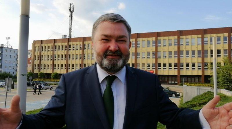 Karol Karski w Olsztynie - 21.05.2019 - fot. Stanisław Olsztyn