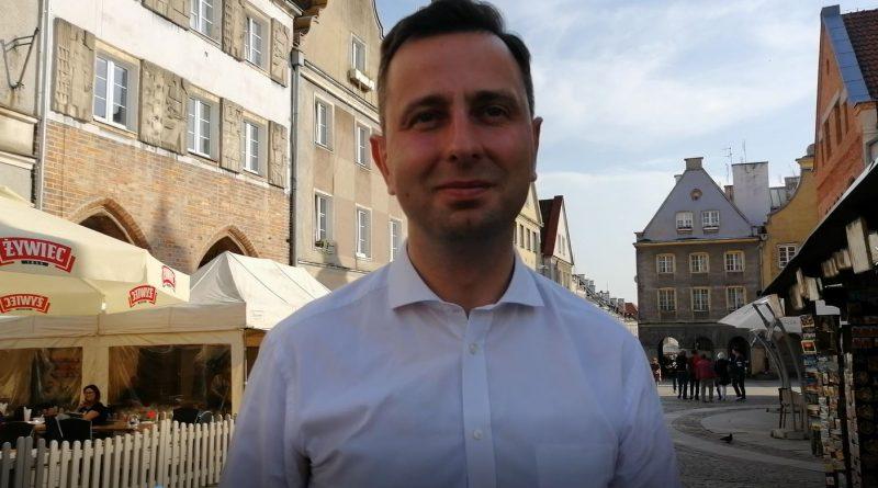 Władysław Kosiniak-Kamysz w Olsztynie - 21.05.2019 r. - fot. Stanisław Olsztyn