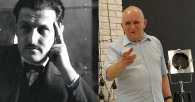 Witold Hulewicz - Romuald Karaś w Olsztynie