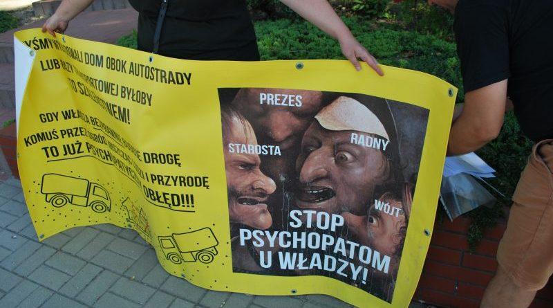 Stop psychopatom u władzy - Norbert Kamiński przed UG w Purdzie - 27.08.2019