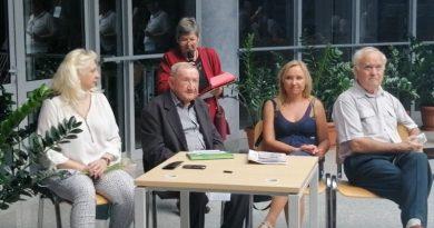 Wernisaż wystawy Spopieleni - UWM - Olsztyn - 22.08.2019 - fot. Stanisław Olsztyn