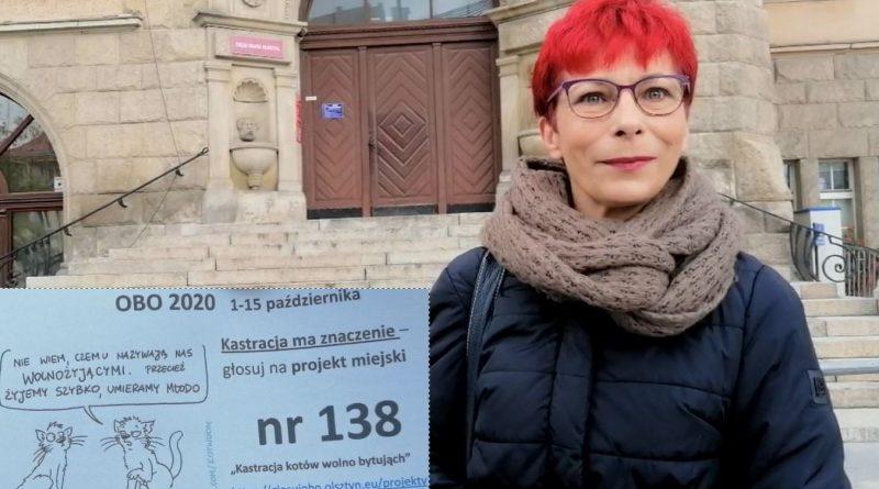 Mirella Wiśniewska - 05.10.2019 - fot. Stanisław Olsztyn