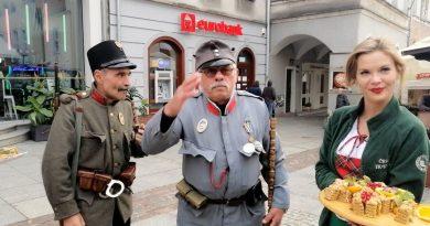 Dobry wojak Szwejk w Olsztynie - 05.10.2019 - fot. Stanisław Olsztyn