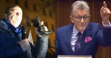 Wrzecionkowski: Pan Piotrowicz - wyjątkowa kanalia