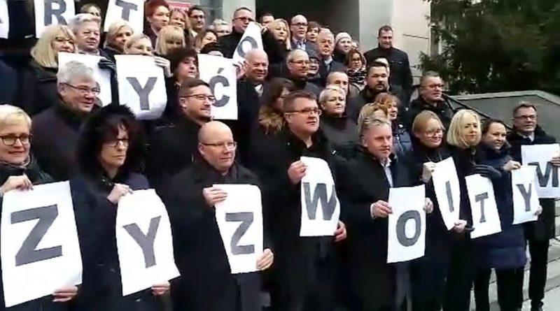 My sędziowie olsztyńscy