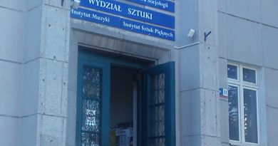UWM - Olsztyn, ul. Feliksa Szrajbera