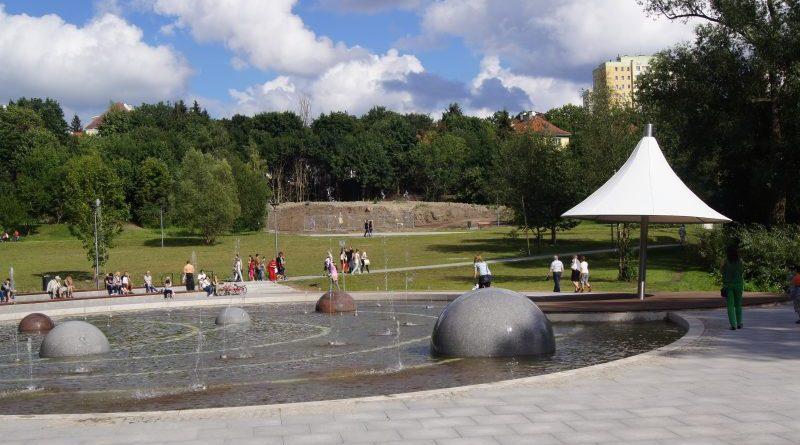 Olsztyn doczekał się Parku Centralnego