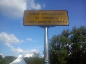 Park Centralny w Olsztynie, fot. S. Olsztyn