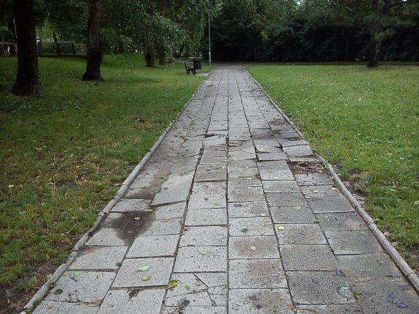 Park Kusocińskiego, fot. Stanisław Olsztyn
