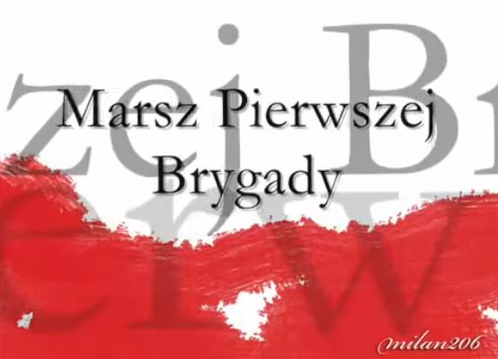 My, Pierwsza Brygada - screen YouTube