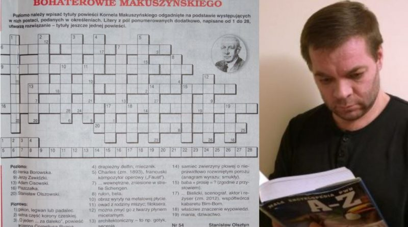 Bohaterowie Makuszyńskiego - Stanisław Olsztyn