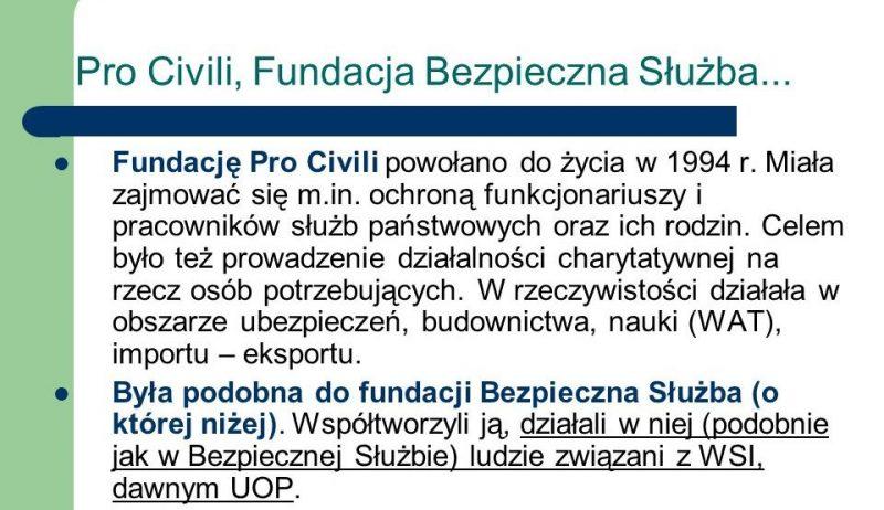Fundacja Pro Civili
