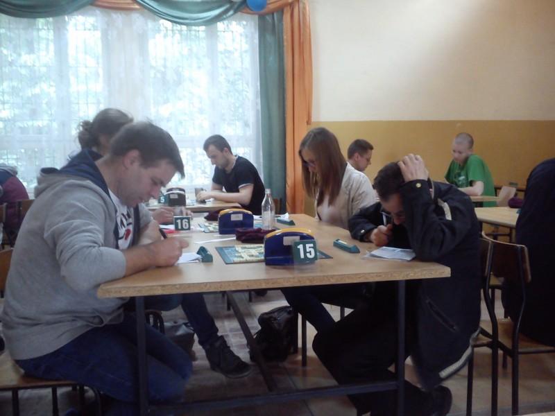 Konojady 2015, 2000 partia Wojtka Gołęckiego