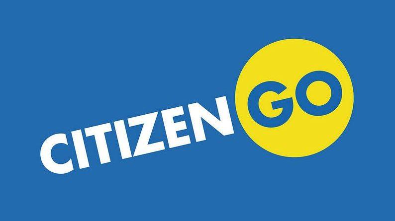 moherowa petycja CitizenGo
