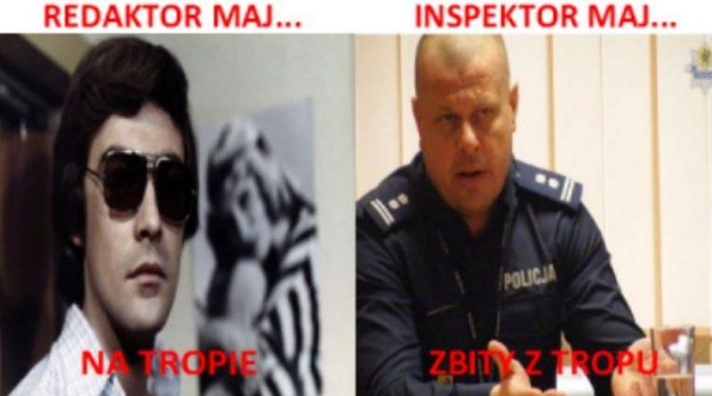 Redaktor Maj - Inspektor Maj