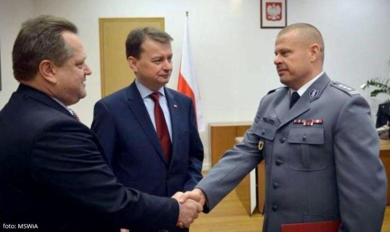 pierwsza wpadka Jarosława Zielińskiego