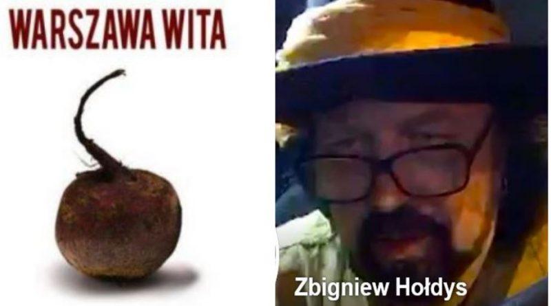 Warszawski burak