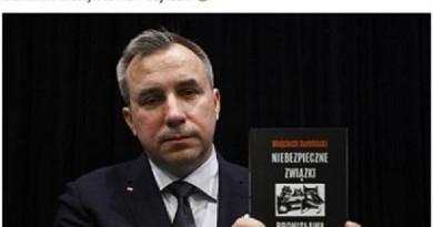 Wojciech Sumliński to plagiator!