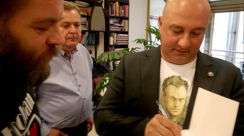 Tadeusz Płużański - BohaterON 2019