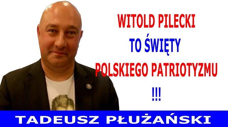 Witold Pilecki - Tadeusz Płużański