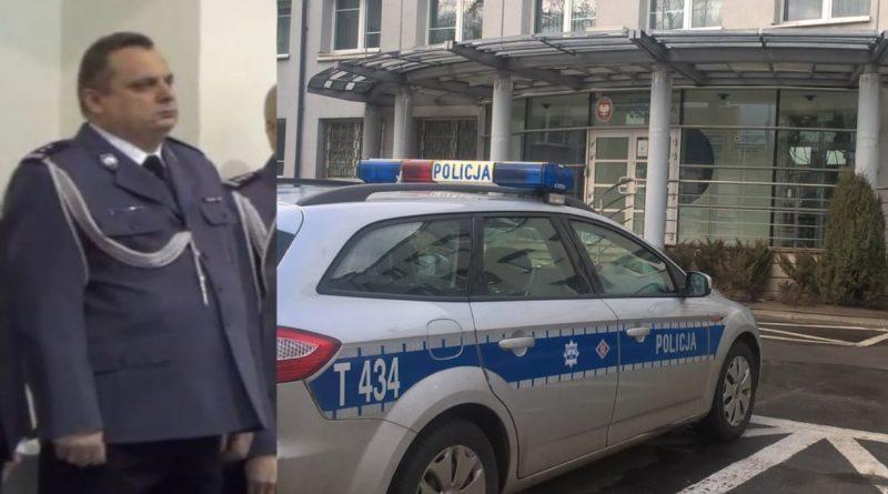 oskarżam policjanta