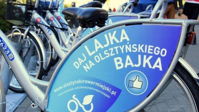 Rower miejski Wizja Lokalna