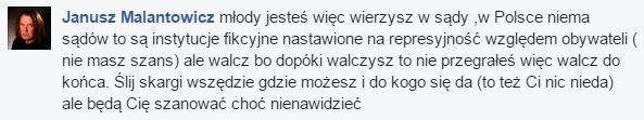 Janusz Malantowicz