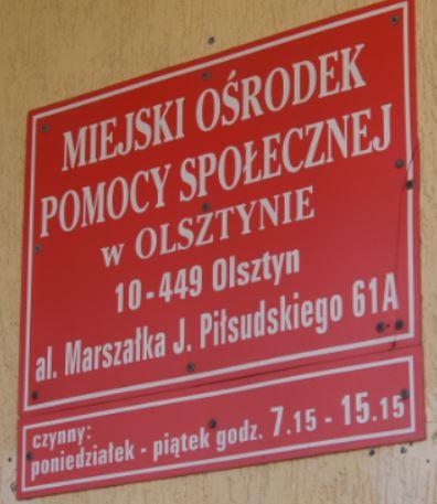 MOPS Olsztyn